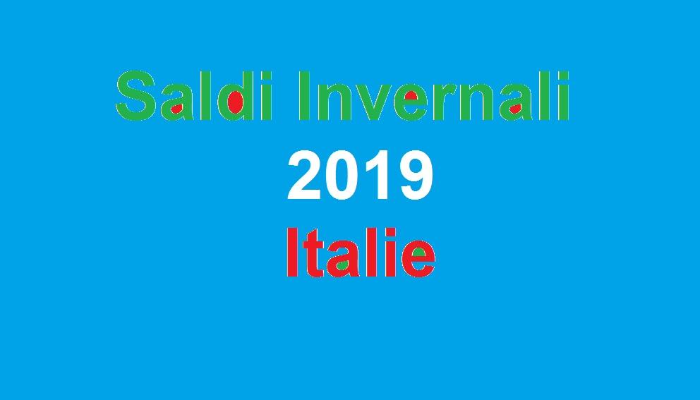Dates des soldes hiver en italie pour 2019 janvier f vrier et mars - Dates des soldes janvier 2015 ...