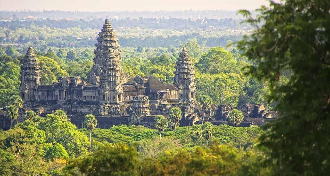 Ville  Ef Bf Bd Visiter Au Cambodge